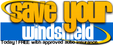 Let Us Save Your WIndshield.